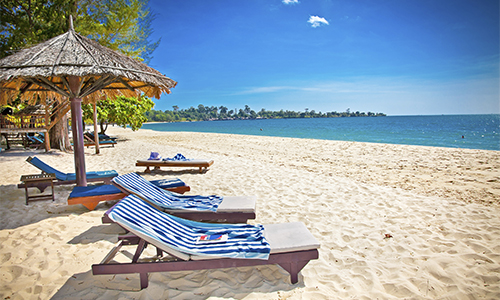 Circuit indispensable cambodge et plage 3*
