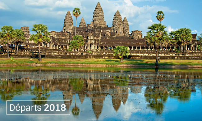 Circuit indispensable cambodge 4*