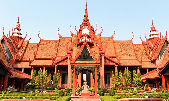INDISPENSABLE CAMBODGE RDV sur place
