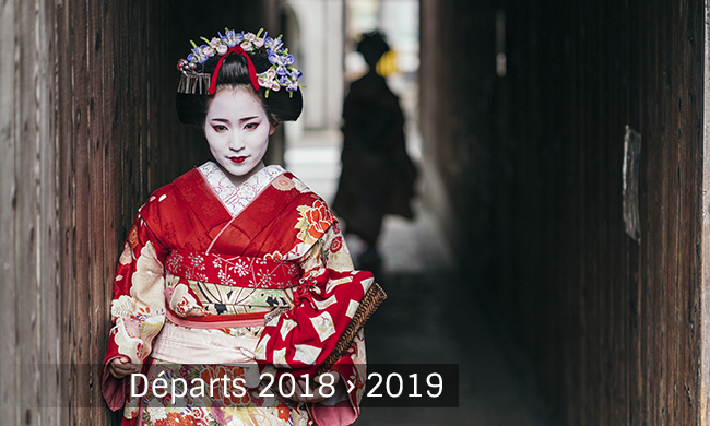 1ERS REGARDS JAPON - voyage  - sejour