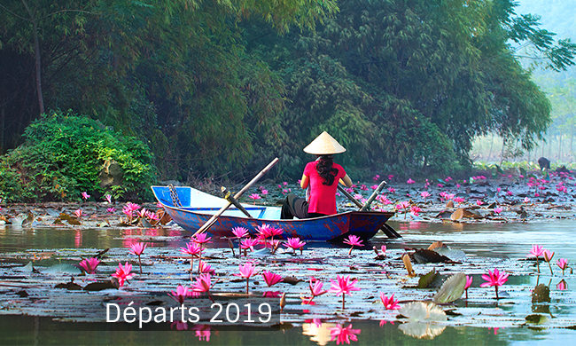 CIRCUIT 1ERS REGARDS VIETNAM CAMBODGE 3* - voyage  - sejour